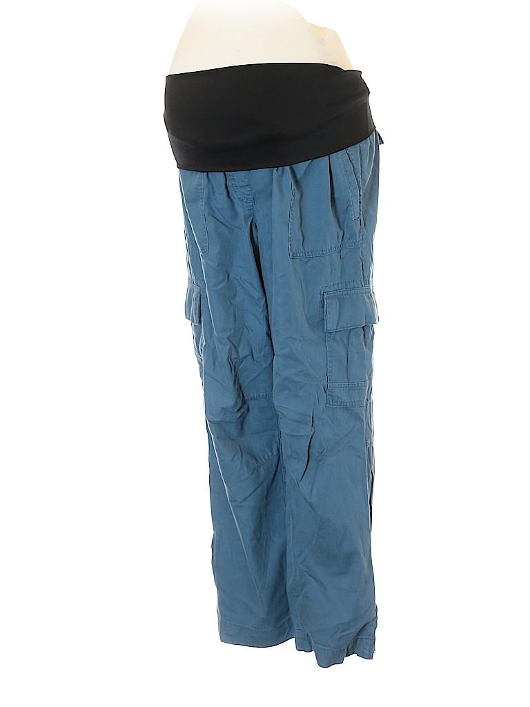 Ann Taylor LOFT Women Cargo Pants Size 16 (Maternity)