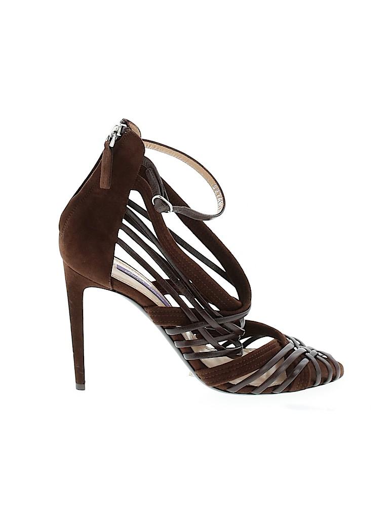 Ralph Lauren Collection Women Heels Size 39 (EU)