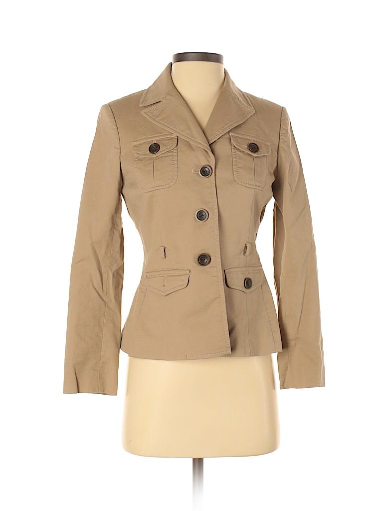 Ann Taylor LOFT Women Jacket Size 4 (Petite)