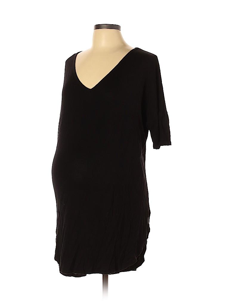 LA Made Women Casual Dress Size XL (Maternity)