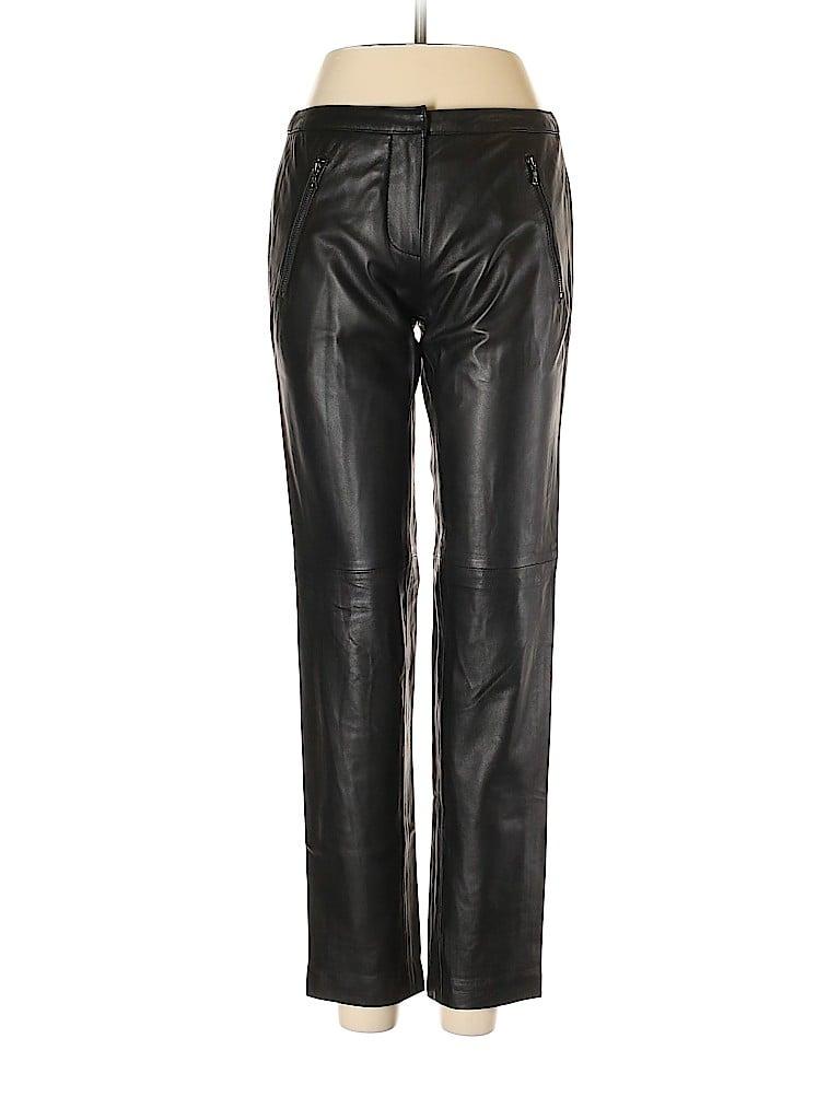 Trina Turk Women Leather Pants Size 0