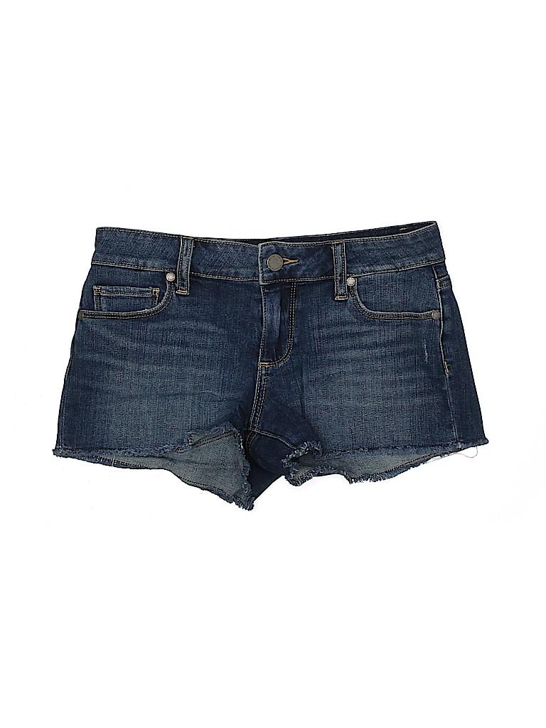 Paige Women Denim Shorts 23 Waist