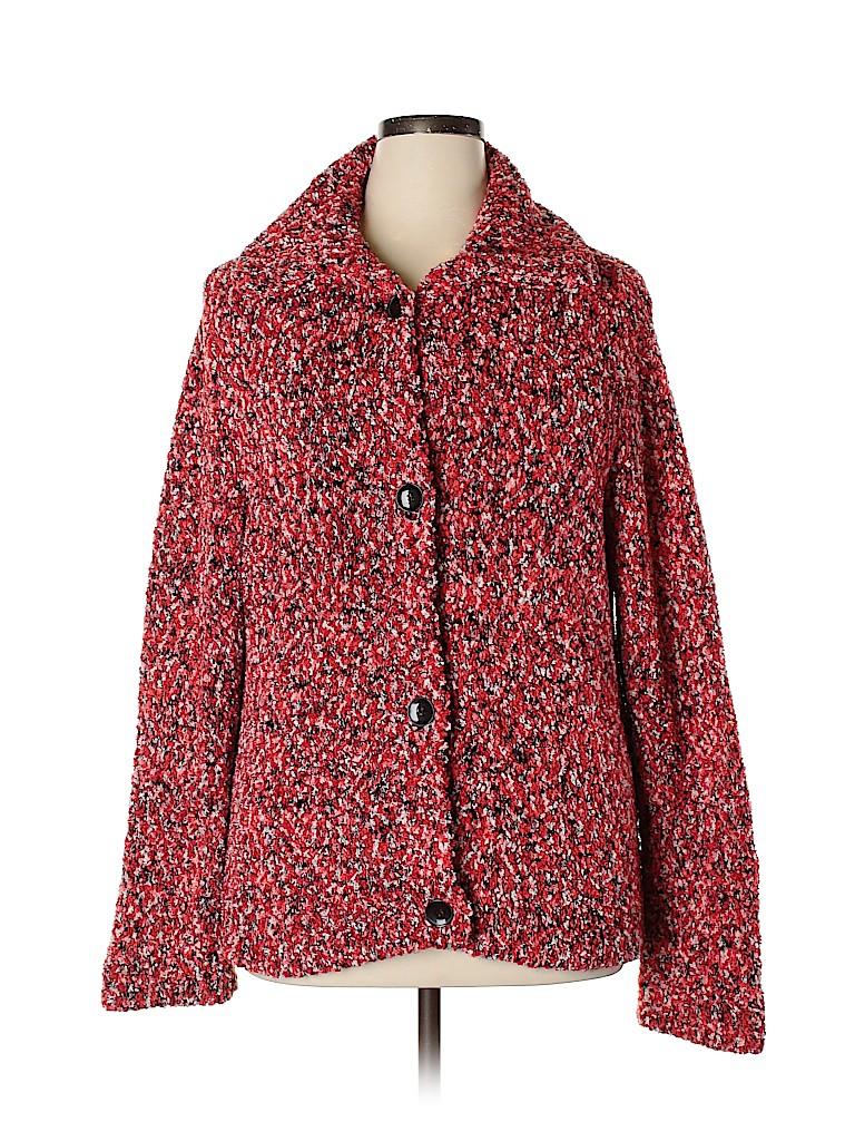 Evan Picone Women Cardigan Size XL