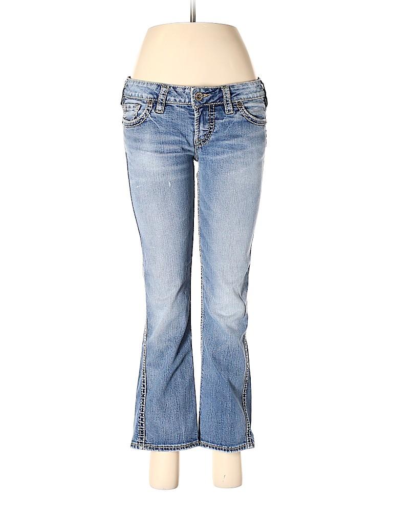 Silver Jeans Co. Women Jeans Size S