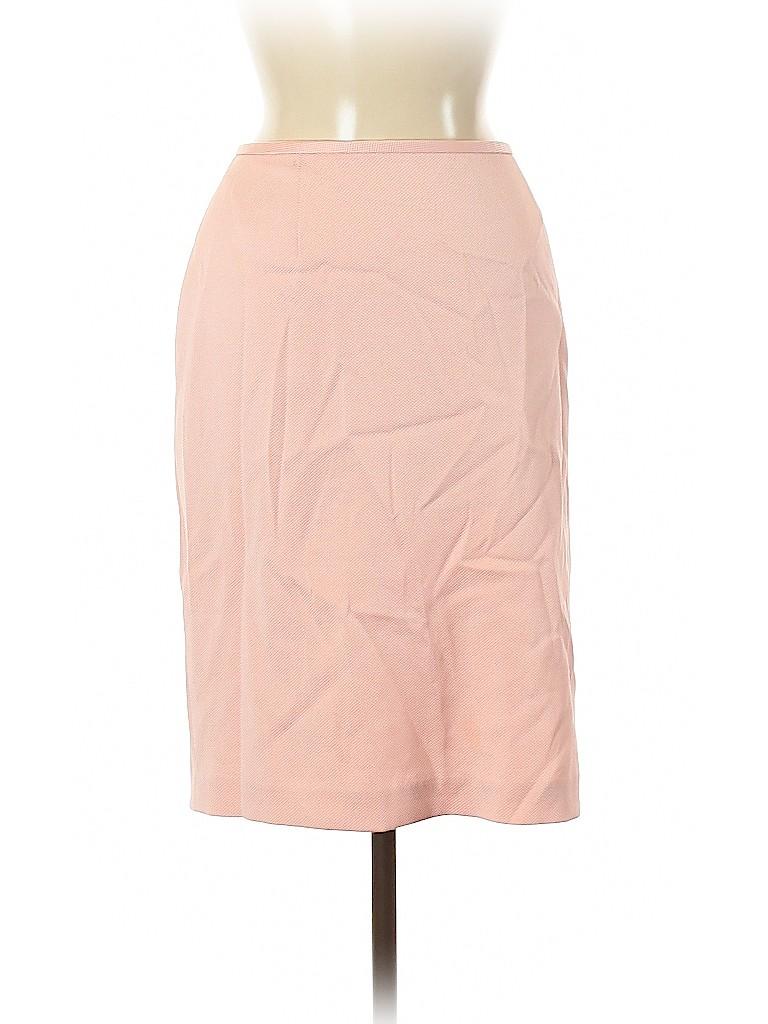 Liz Claiborne Women Casual Skirt Size 14 (Petite)