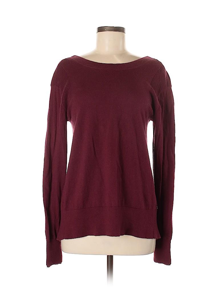 Lululemon Athletica Women Wool Pullover Sweater Size 6
