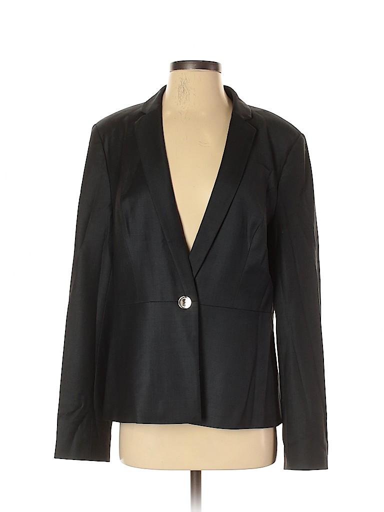 Ted Baker London Women Wool Blazer Size 5