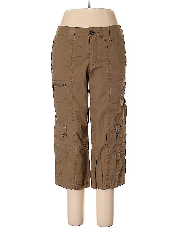 Eddie Bauer Women Cargo Pants Size 12
