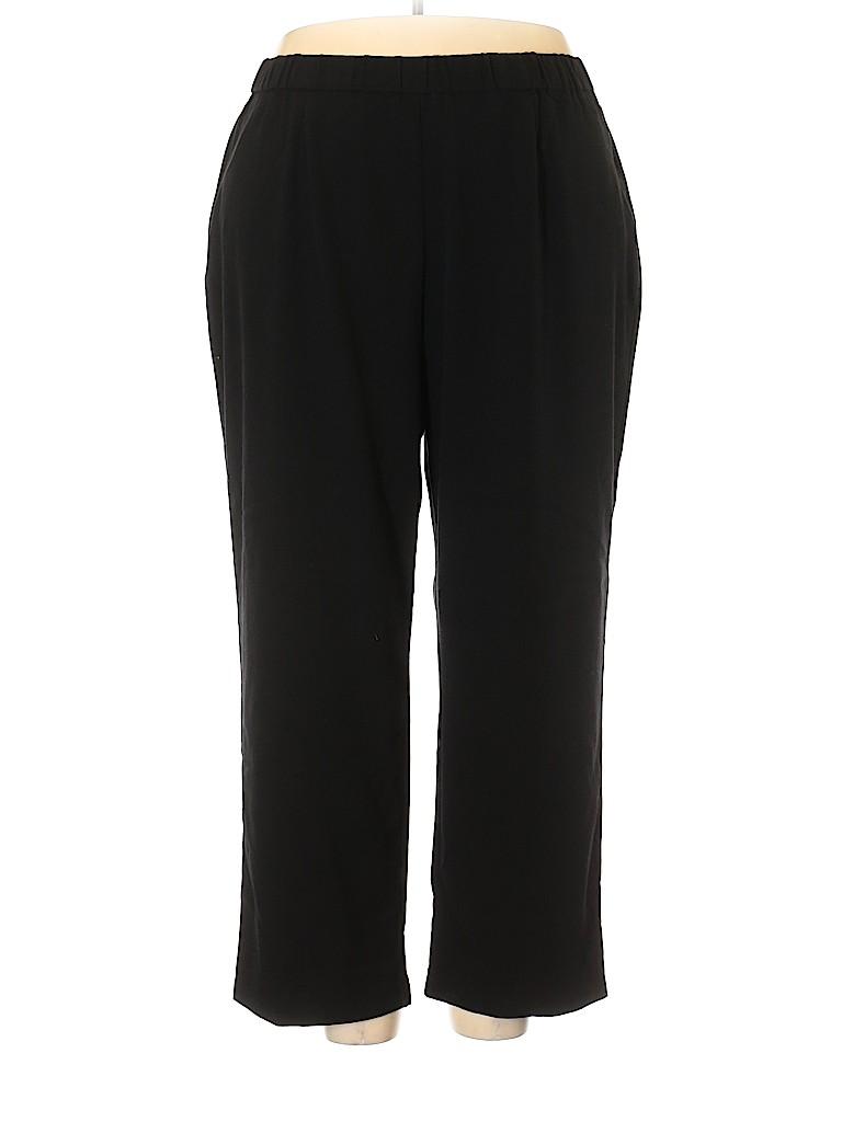 Croft & Barrow Women Casual Pants Size 24 (Plus)