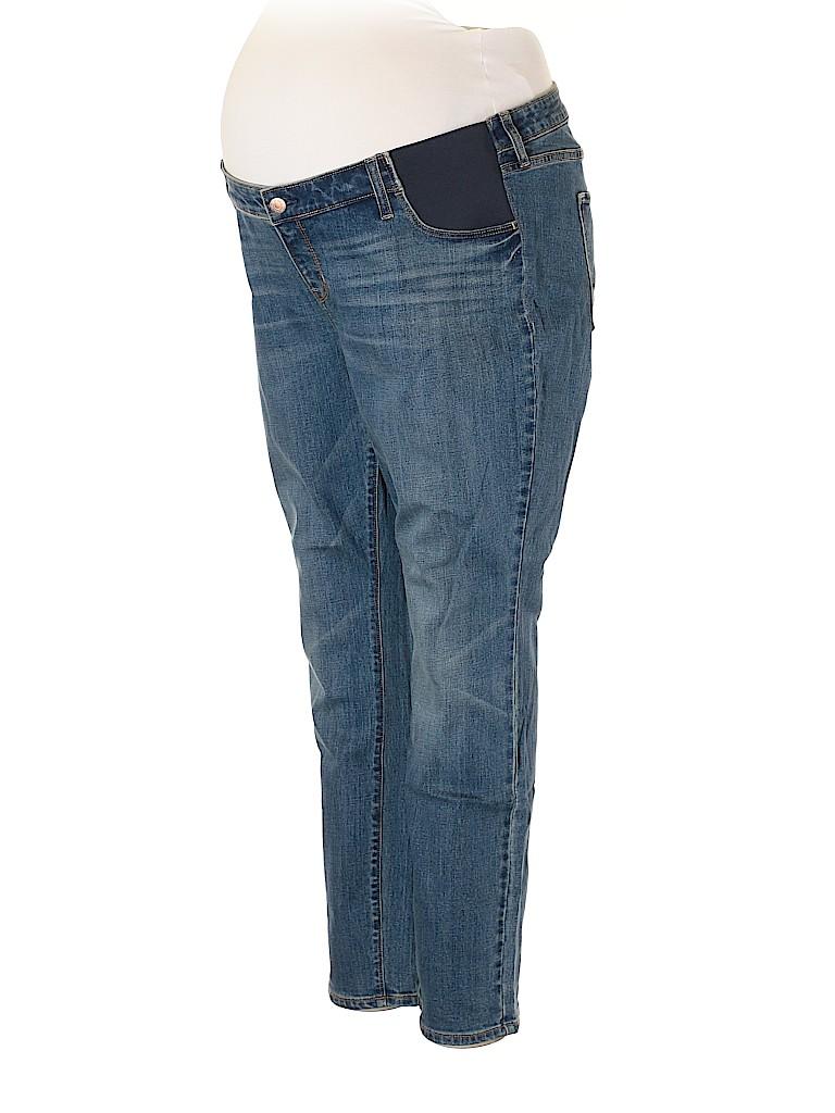 Old Navy - Maternity Women Jeans Size 18 (Maternity)