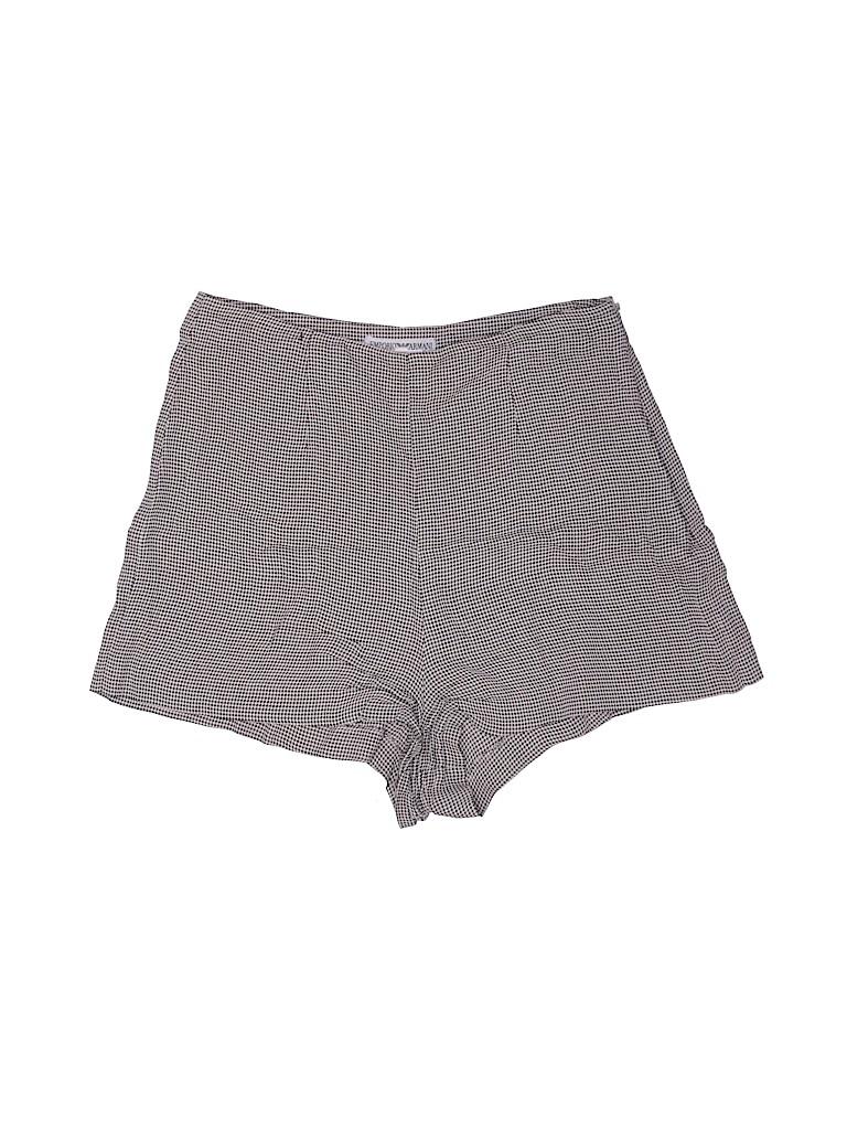 Emporio Armani Women Dressy Shorts Size 42 (EU)