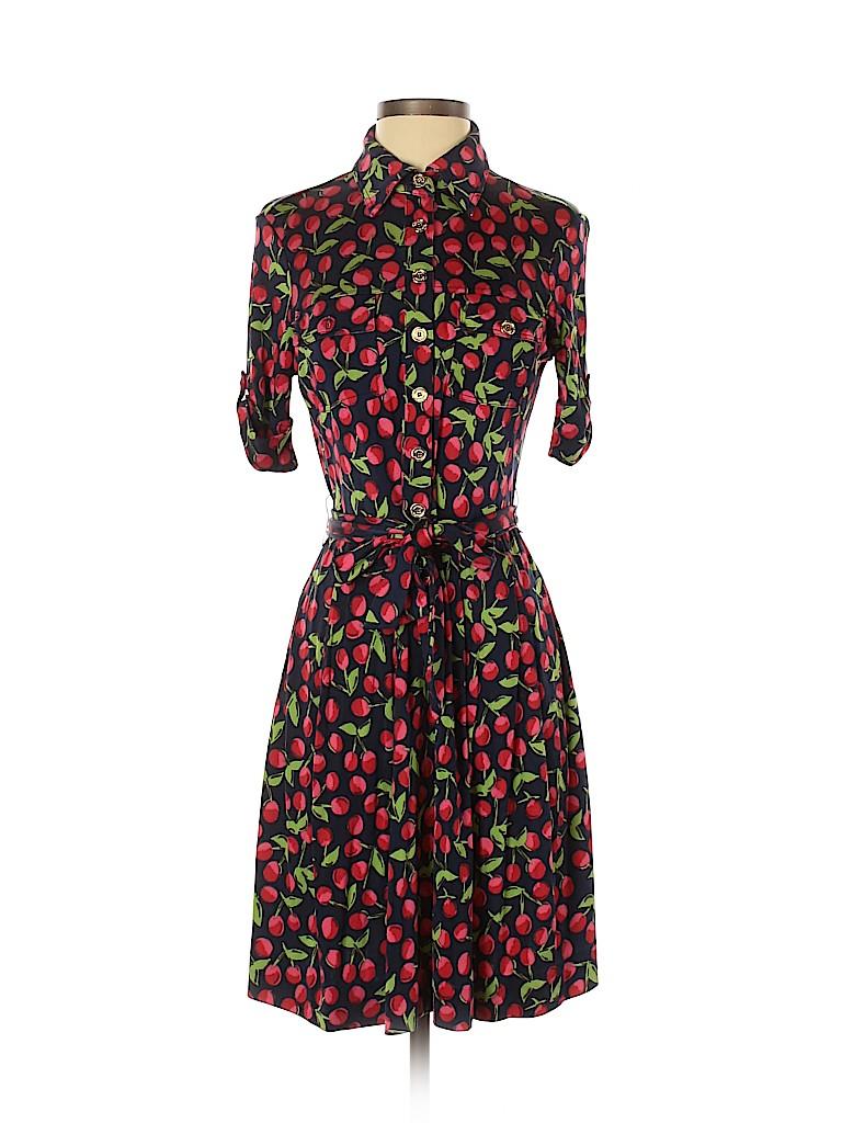 Tory Burch Women Casual Dress Size S