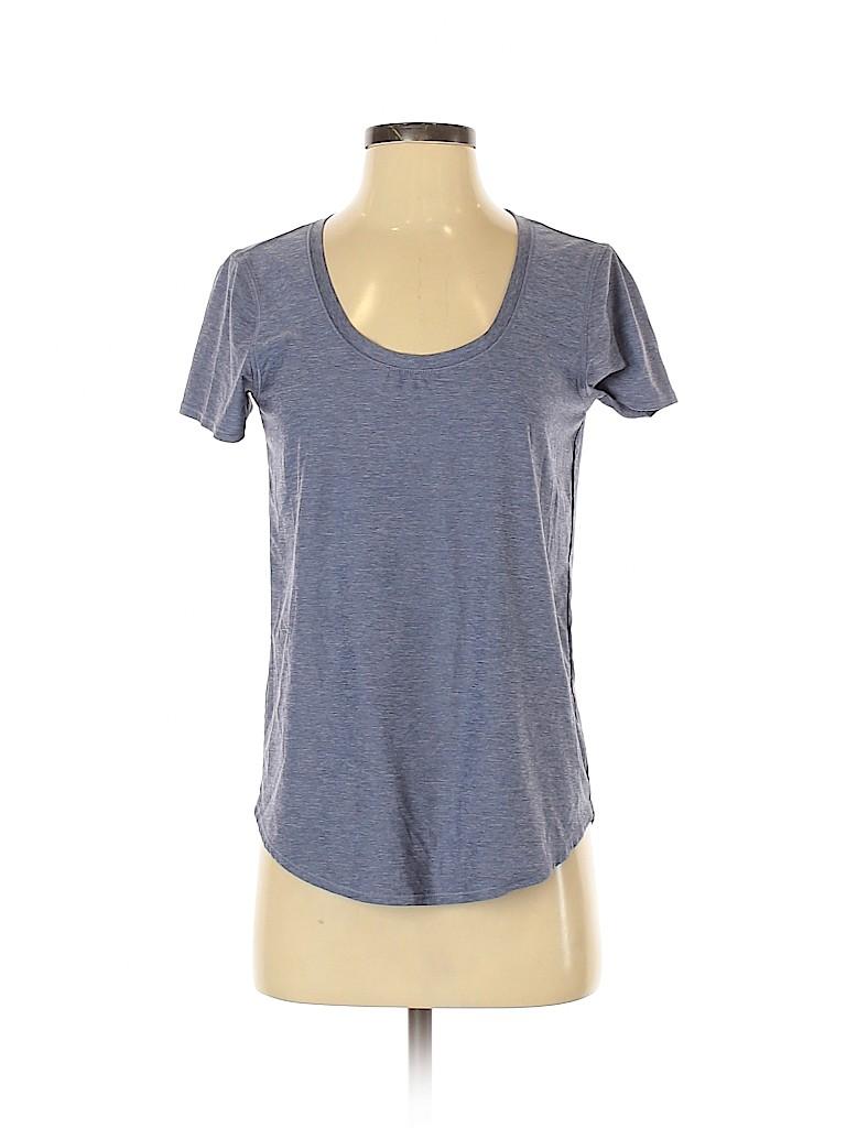 Eddie Bauer Women Active T-Shirt Size XS