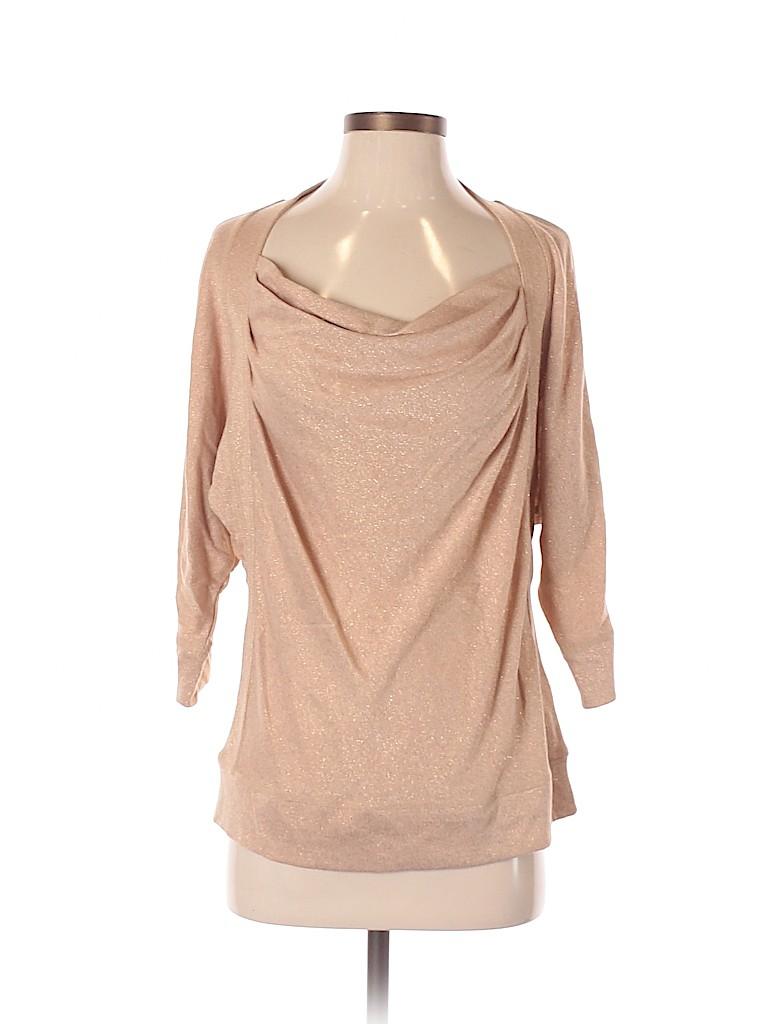 Boston Proper Women 3/4 Sleeve Top Size S