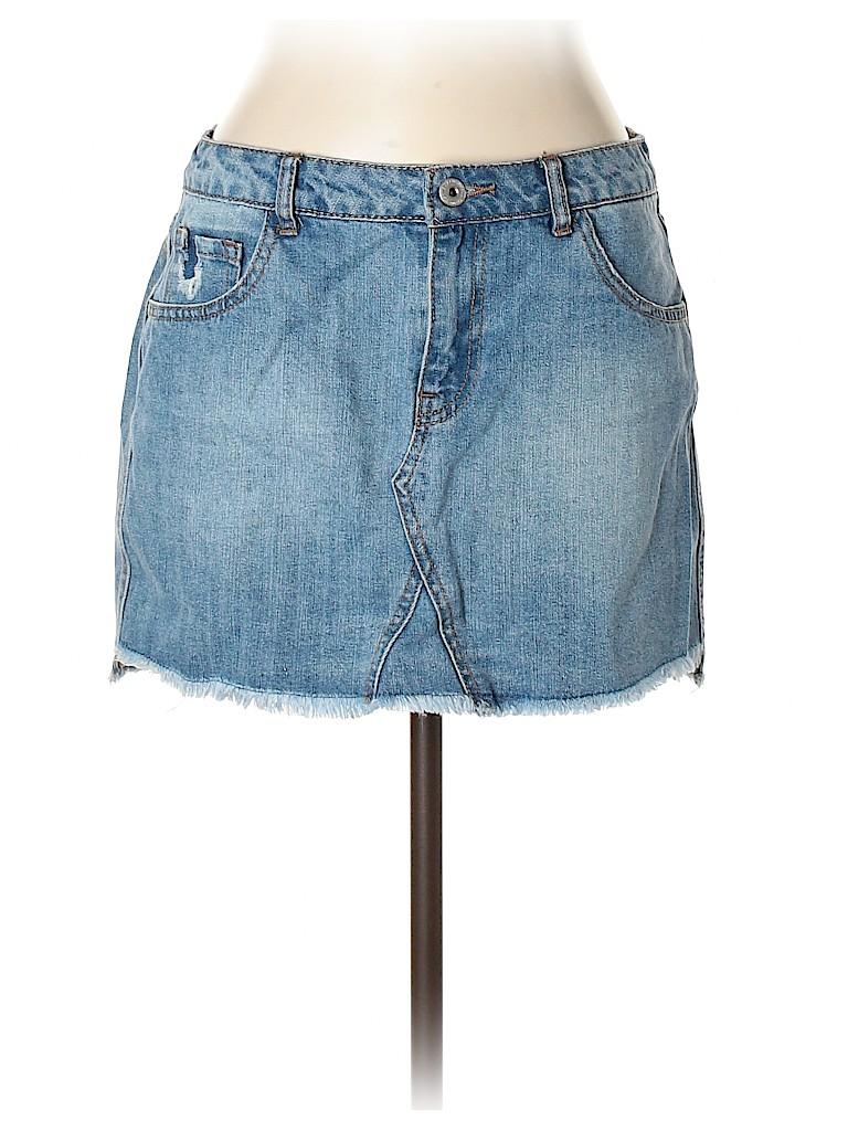 Highway Jeans Women Denim Skirt Size 11 - 12