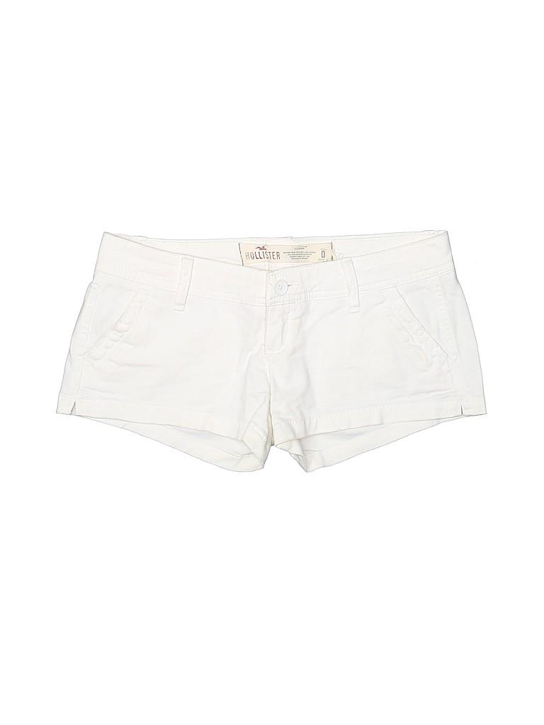 Hollister Women Denim Shorts Size 0