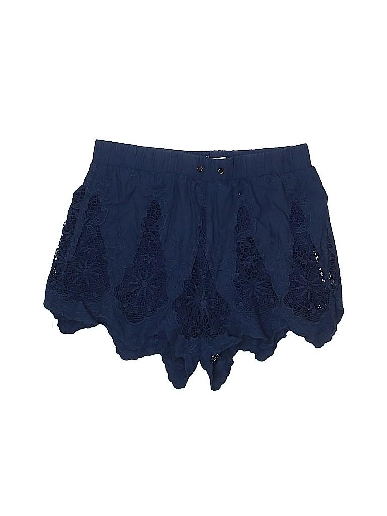 Blu Pepper Women Shorts Size M