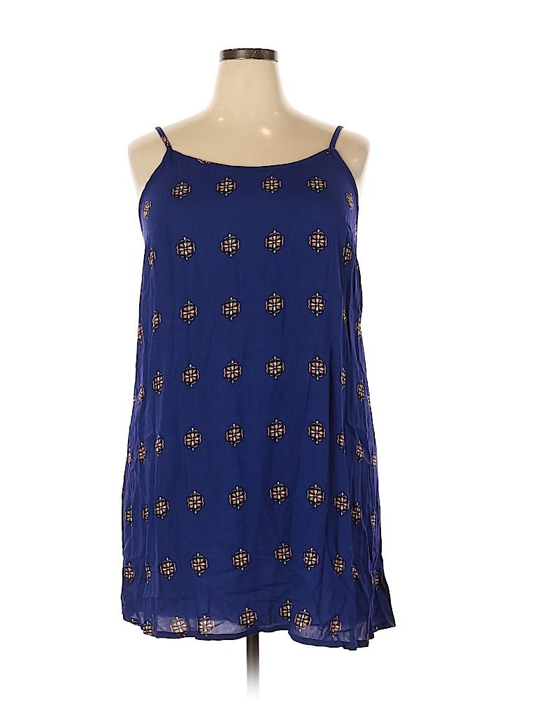 Mossimo Supply Co. Women Casual Dress Size XXL