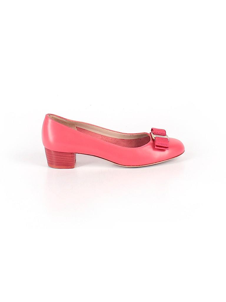 Salvatore Ferragamo Women Heels Size 5