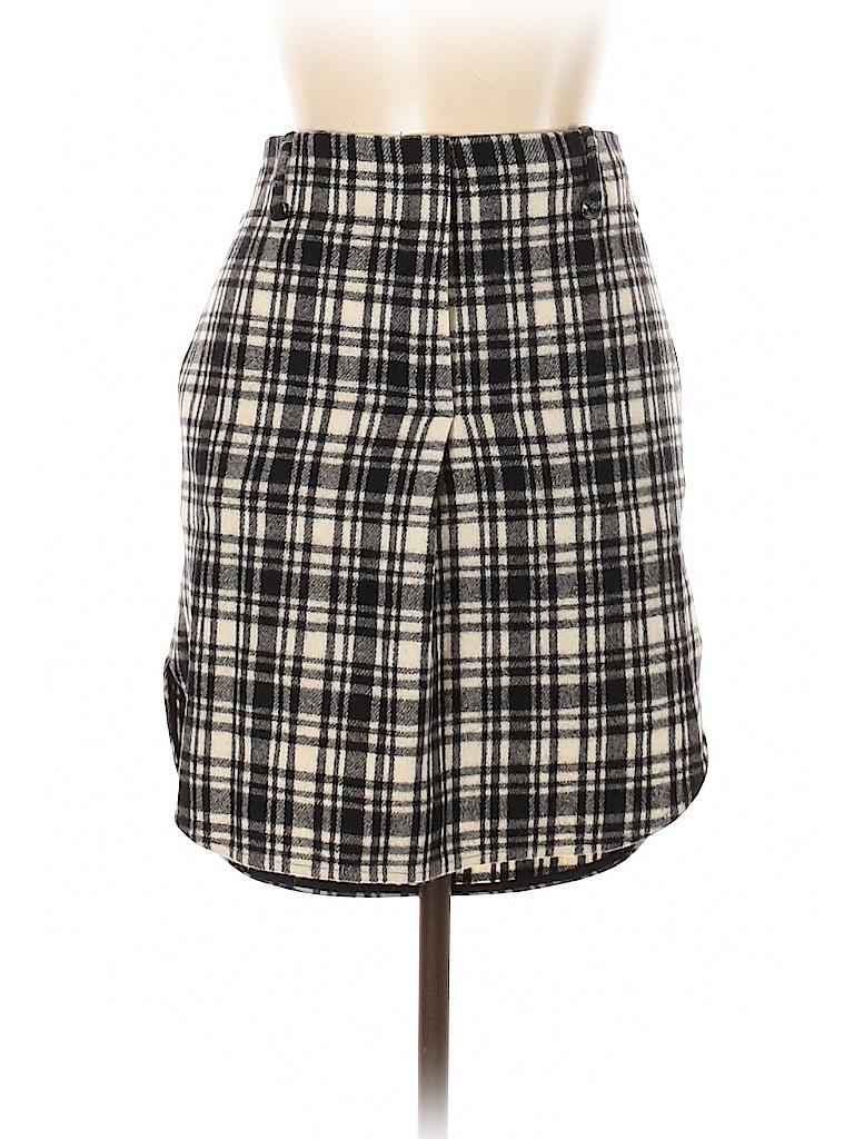 Max Mara Women Wool Skirt Size 4