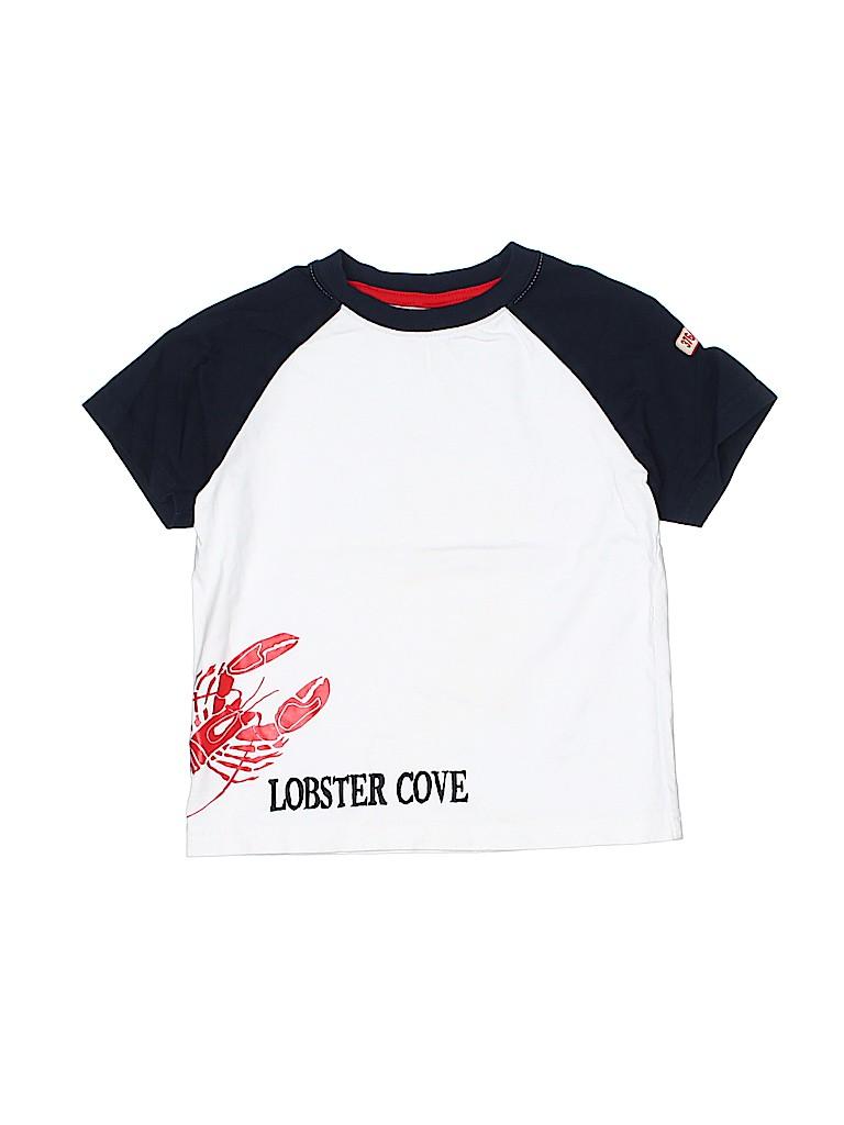 Gymboree Boys Short Sleeve T-Shirt Size 4