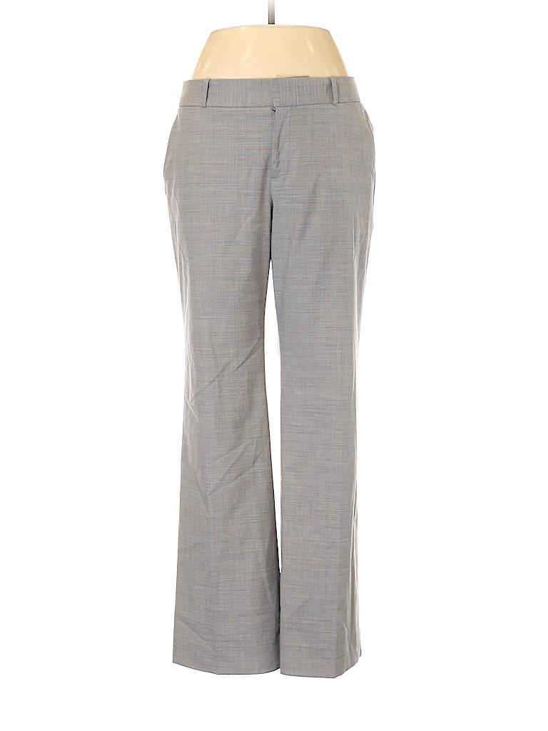 Banana Republic Women Wool Pants Size 8 (Petite)