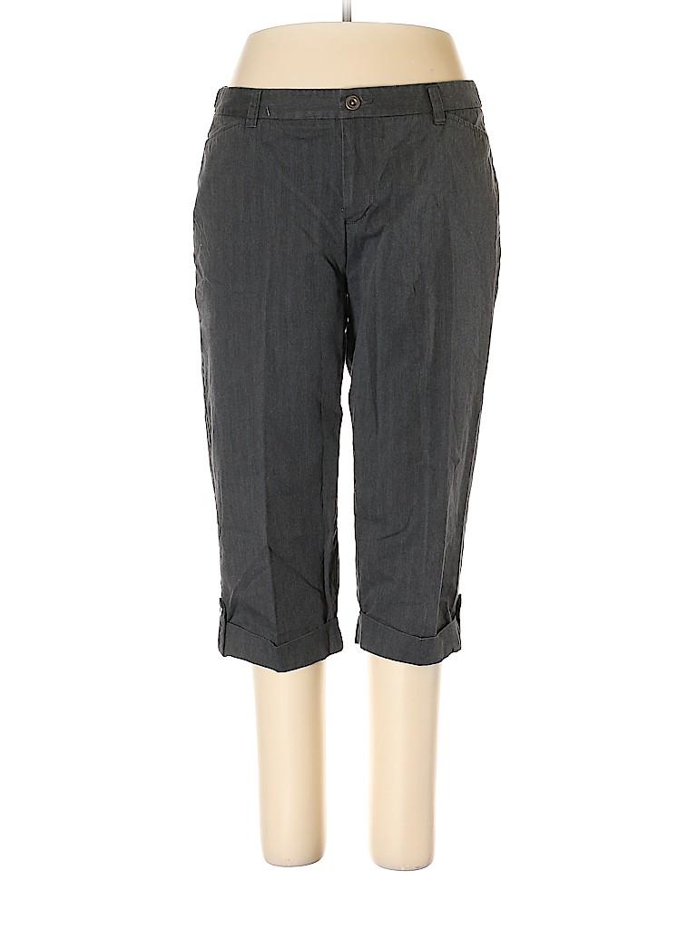 SONOMA life + style Women Khakis Size 16
