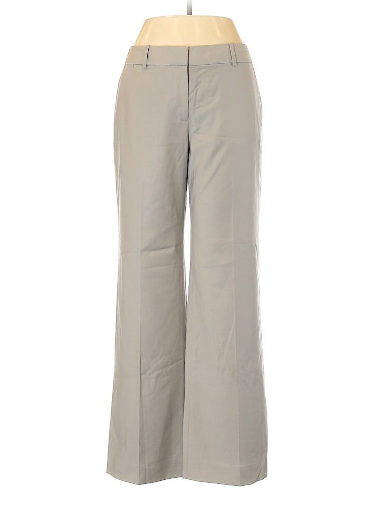 Ann Taylor Women Wool Pants Size 8 (Petite)