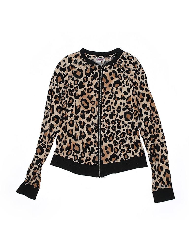 Justice Girls Jacket Size 8
