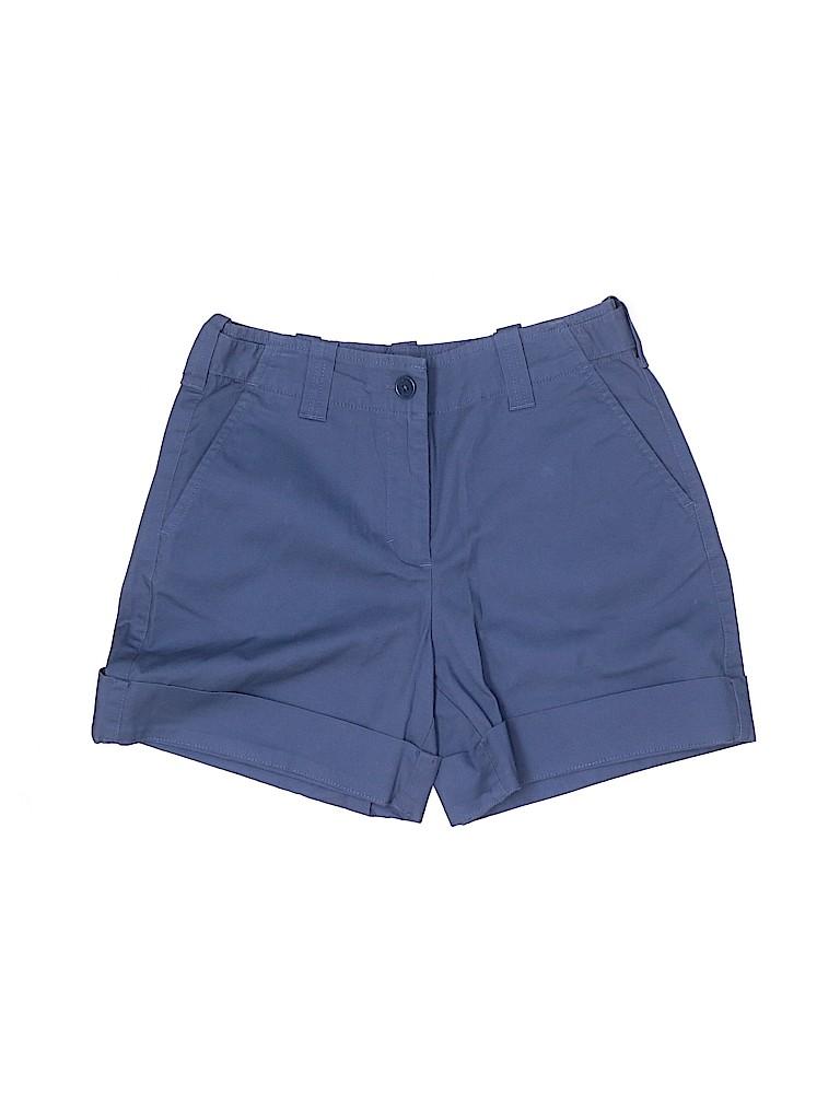 Talbots Women Khaki Shorts Size 2
