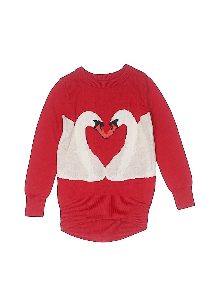 Gap Kids Girls Pullover Sweater Size 4 - 5