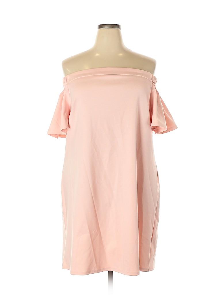 AX Paris Women Casual Dress Size 22 (Plus)