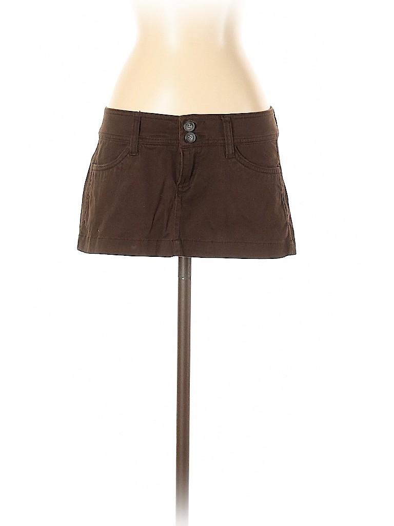 Hollister Women Casual Skirt Size 1