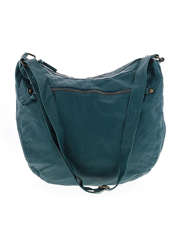 Black Poppy Women Shoulder Bag One Size