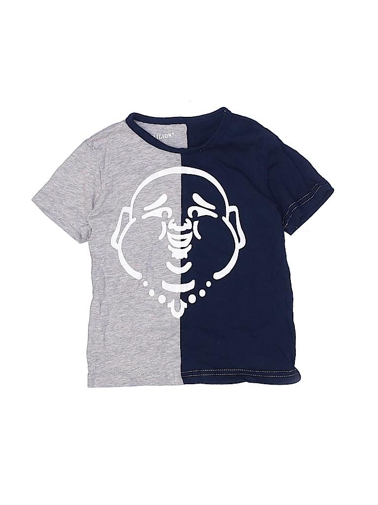 True Religion Boys Short Sleeve T-Shirt Size 3T