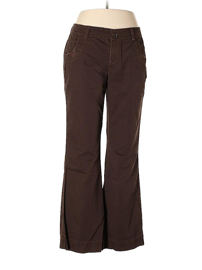 Maurices Women Khakis Size 15 - 16