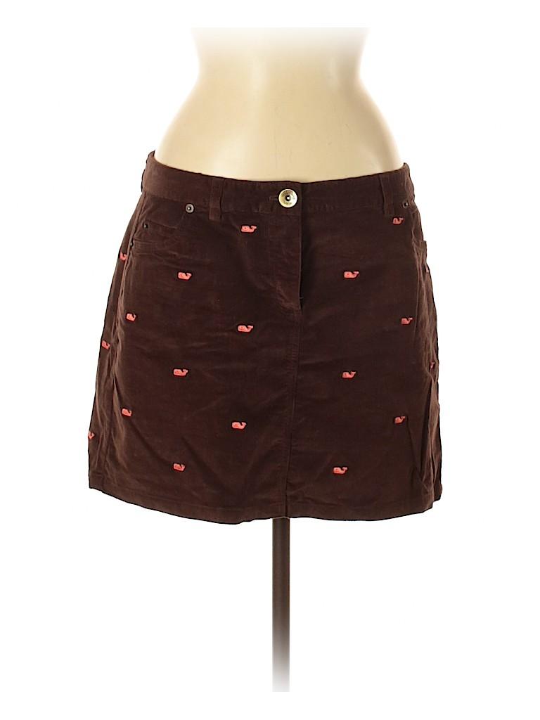 Vineyard Vines Women Casual Skirt Size 8