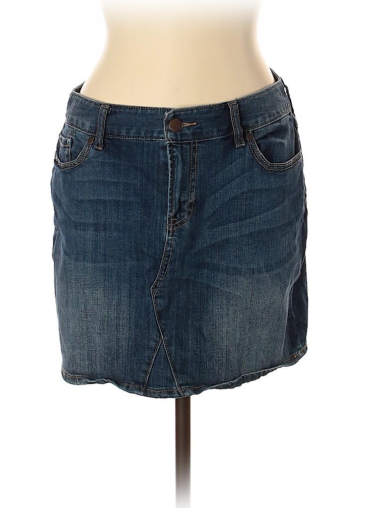Gap Outlet Women Denim Skirt Size 10
