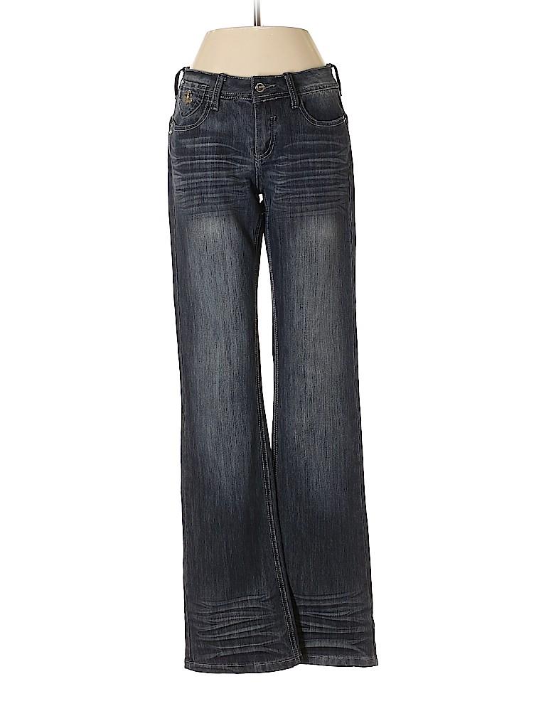 Dereon Women Jeans Size 3 - 4