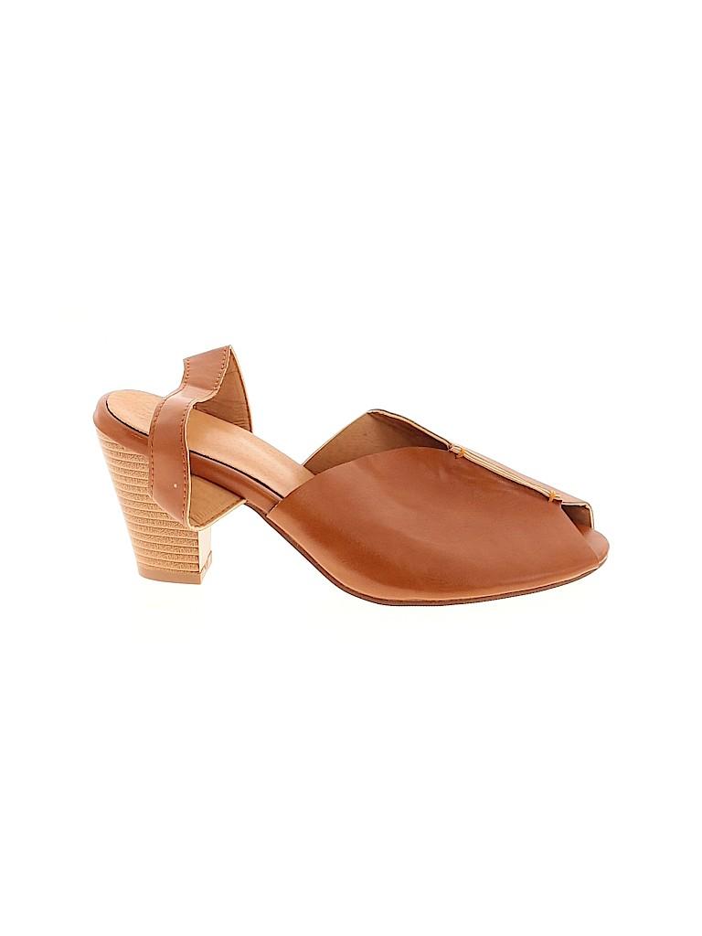 Unbranded Women Heels Size 37 (EU)