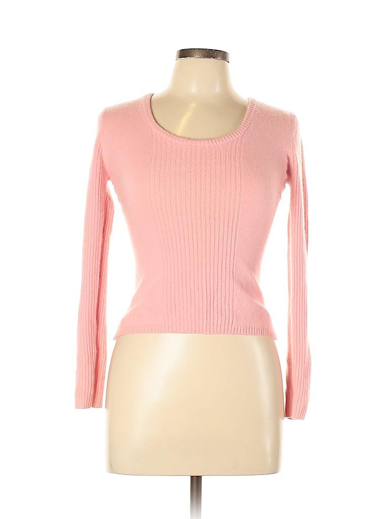 SO Women Cashmere Pullover Sweater Size L