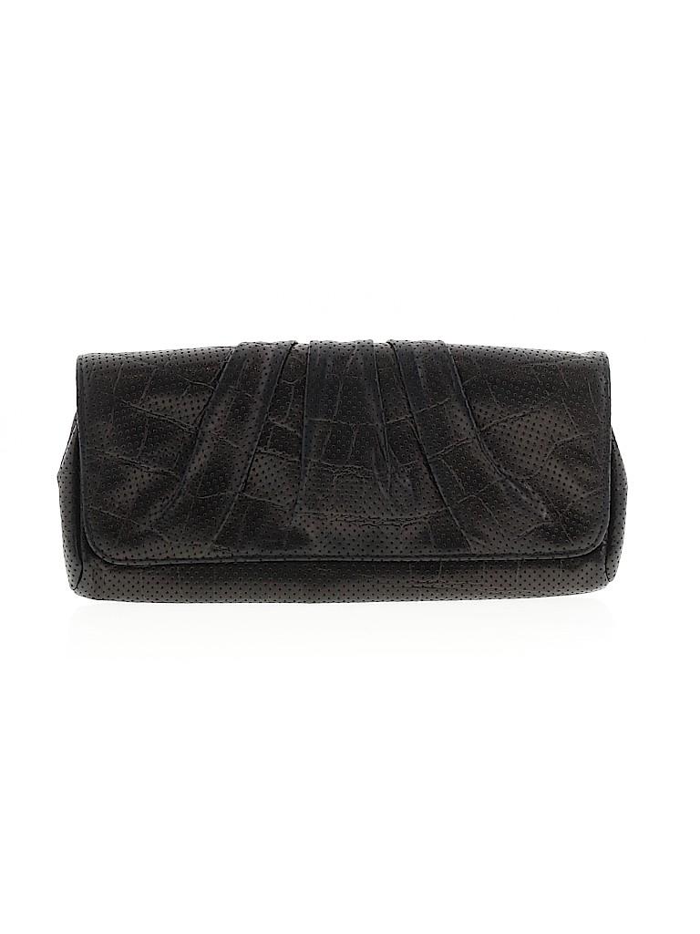 Lauren Merkin Women Leather Clutch One Size