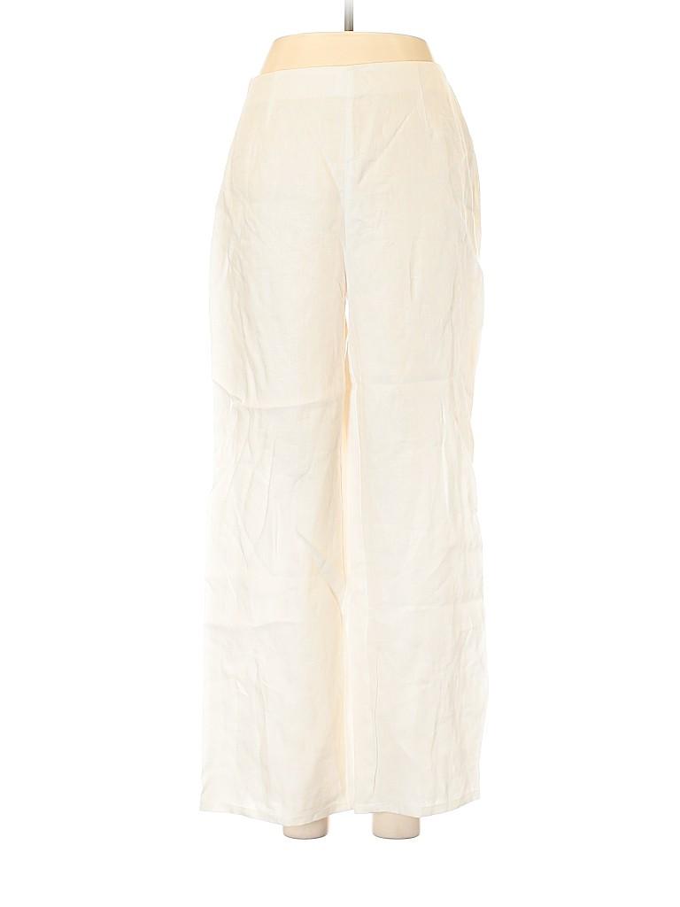 Forever 21 Women Linen Pants Size M