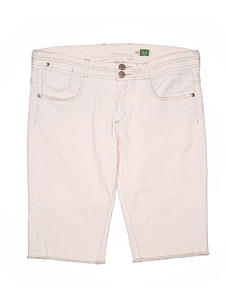 Ett:Twa Women Denim Shorts 31 Waist