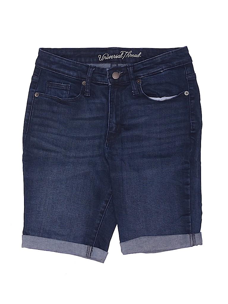 Universal Thread Women Denim Shorts Size 4