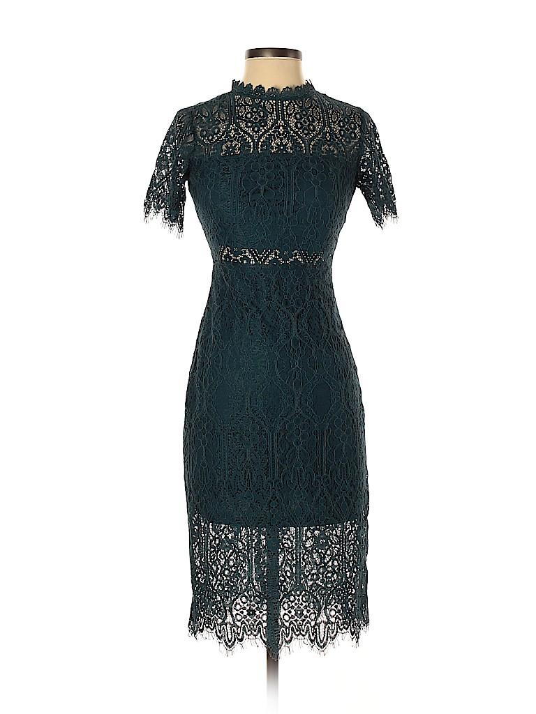 Francesca's Women Casual Dress Size XXS