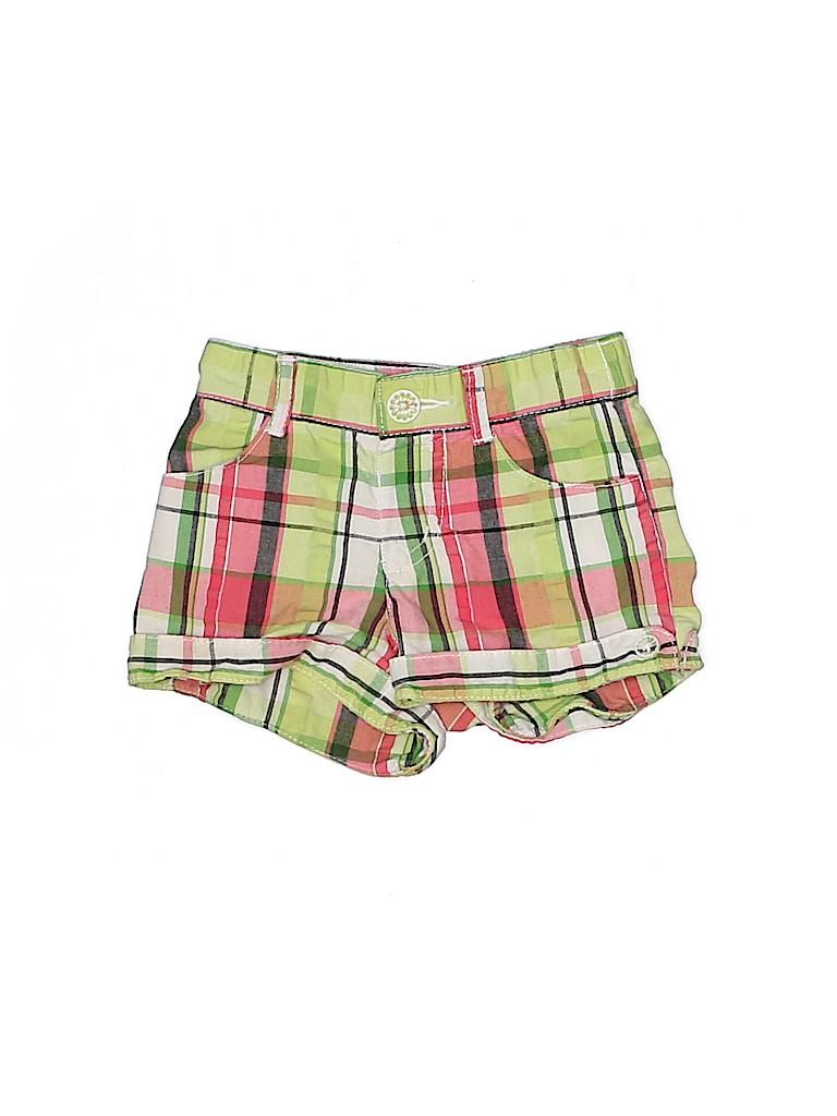 Gymboree Girls Khaki Shorts Size 12-18 mo