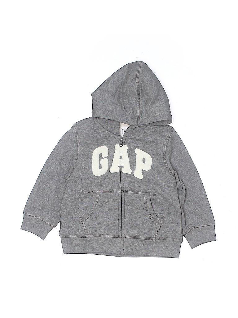 Baby Gap Boys Zip Up Hoodie Size 18-24 mo