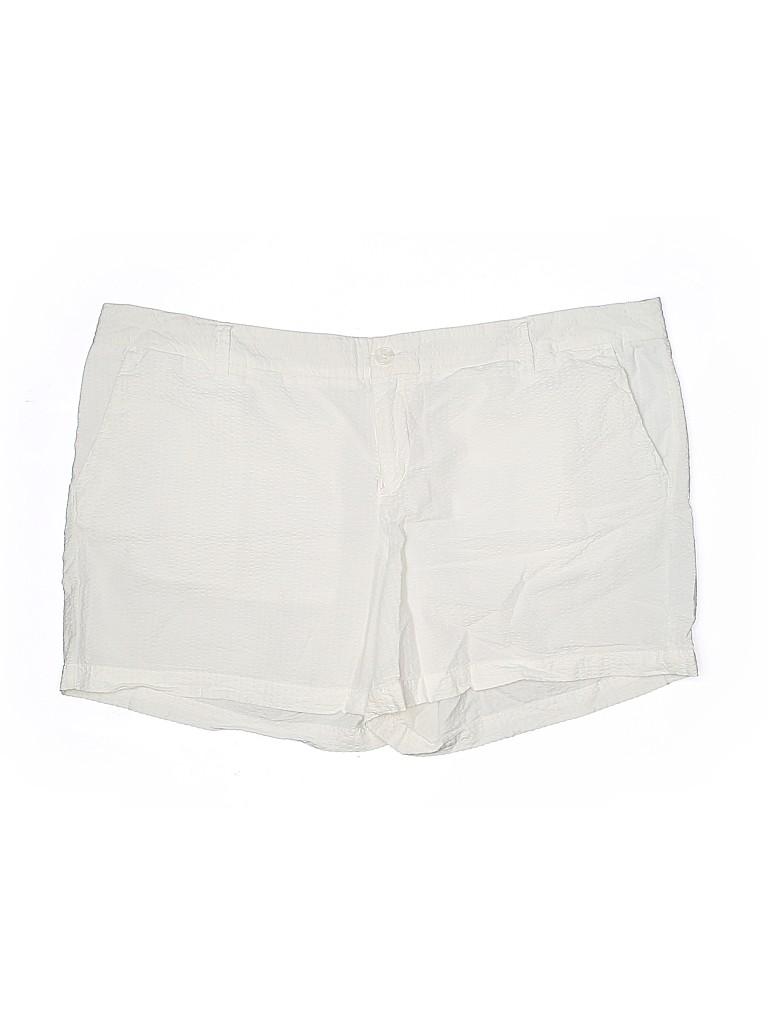 Merona Women Shorts Size 18 (Plus)