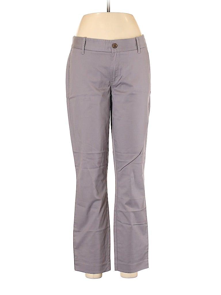 J. Crew Factory Store Women Khakis Size 6